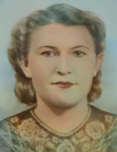 Комарова (Сысоева) Зоя Дмитриевна