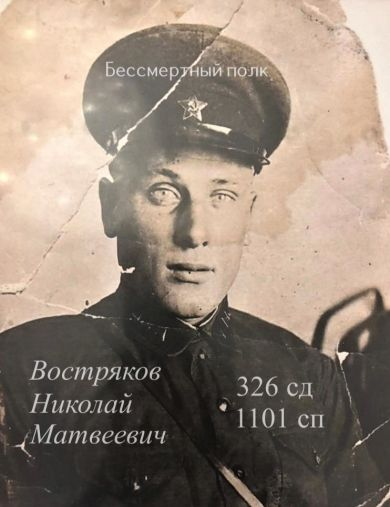 Востряков Николай Матвеевич