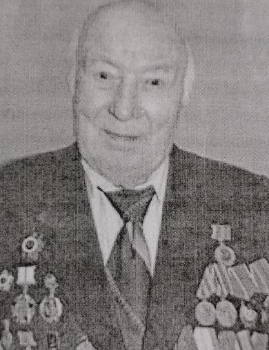 Герасимов Николай Ильич