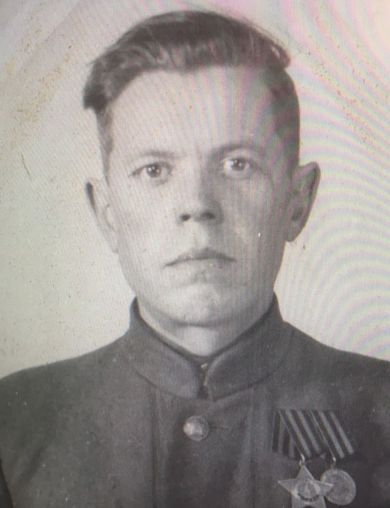 Богданов Пётр Александрович