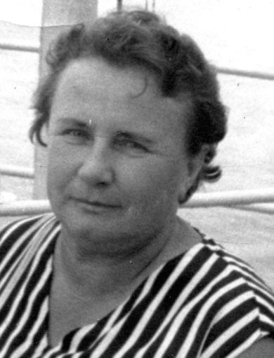 Чемеренко (Солонникова) Александра Николаевна