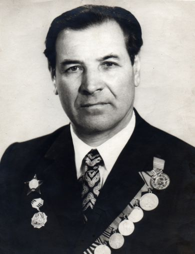 Рисухин Иван Яковлевич