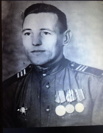 Белоруцкий Константин Леонтьевич