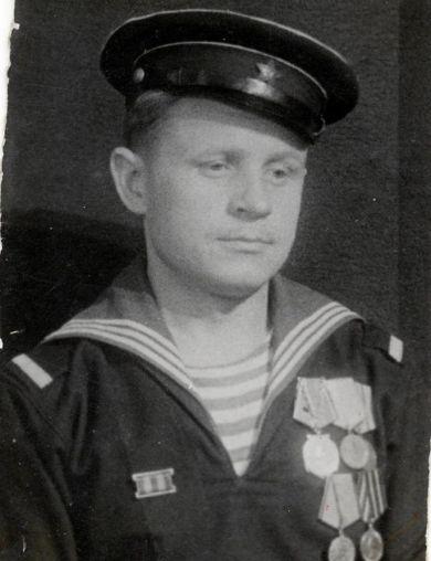 Борисов Василий Сергеевич
