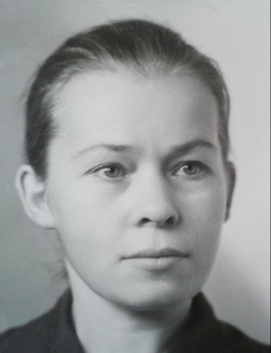 Курская (Горбачева) Елена Семёновна