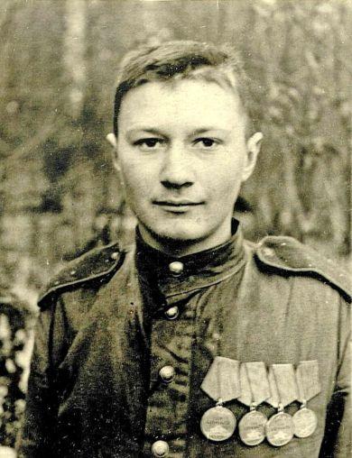 Щебетков Николай Карпович