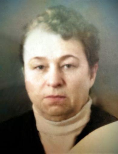 Кудряшова Валентина Павловна