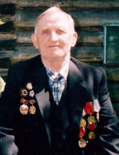 Григоркин Николай Фёдорович