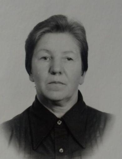 Дербилова (Кочергина) Екатерина Васильевна