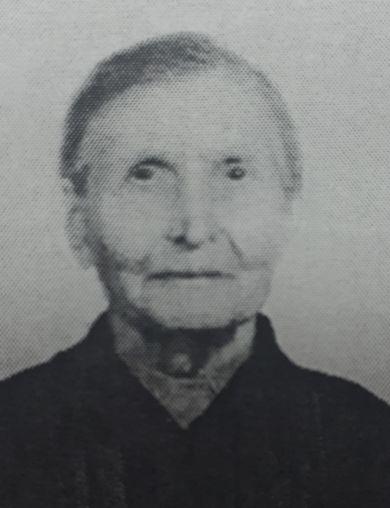 Круговцова Пелагея Петровна
