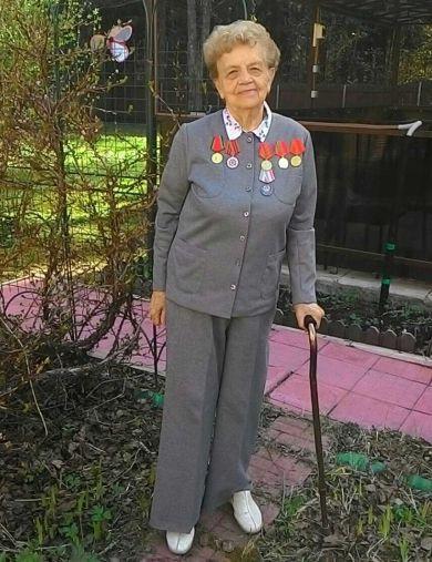 Базылева (Романова) Наталья Алексеевна