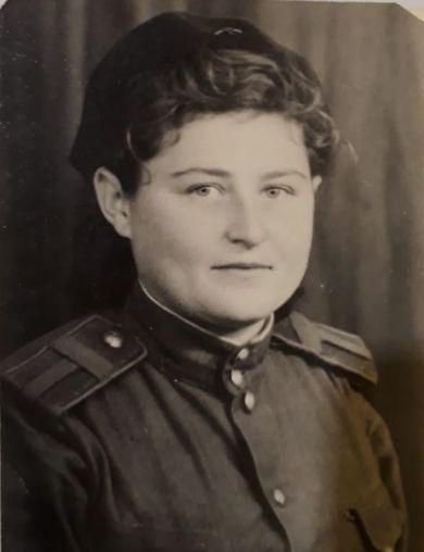 Андреева (Недоступ) Зинаида Константиновна