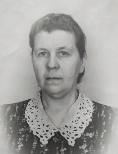 Федорова (Шмелева) Мария Ивановна