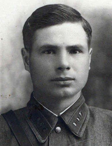 Черадинов Иван Степанович