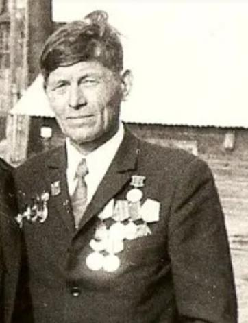 Попов Михаил Алексеевич