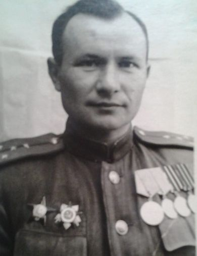 Андреев Иван Яковлевич
