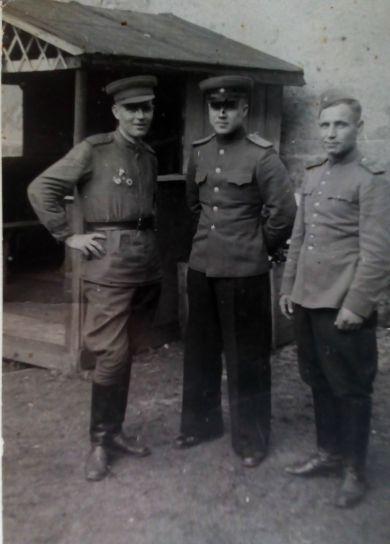 Бабин Константин Терентьевич