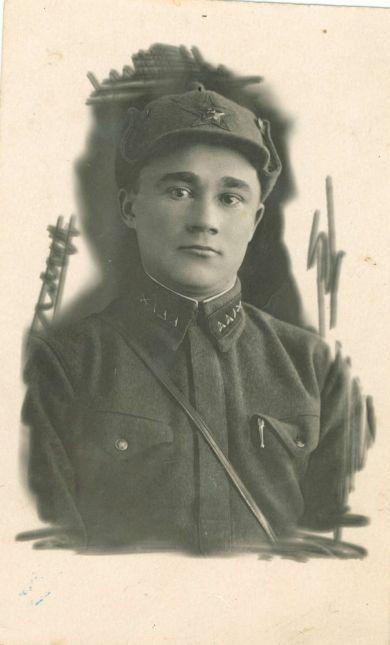 Ляшев Александр Егоровоич