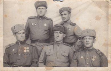 Грух Порфирий Егорович, Липатов Иван Дмитриевич