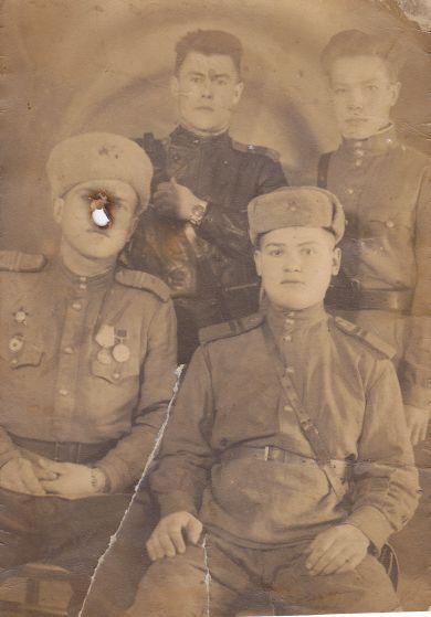 51Кр.зн гвард арт полк 6 мех корп 4 танк армии