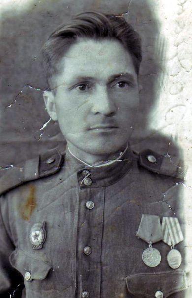 Коробов Василий Митрофанович
