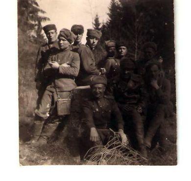 Артиллеристы 49 гв арт. полка