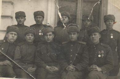 Курсы лейтенантов при 42-й армии