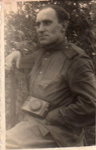 Николай Кондрашкин, фотокорреспондент ЛенТАСС