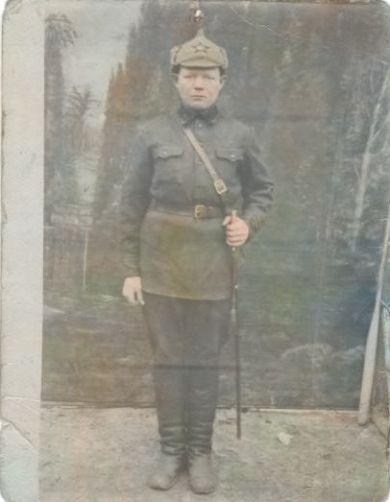 Копчиков Василий Прокопьевич