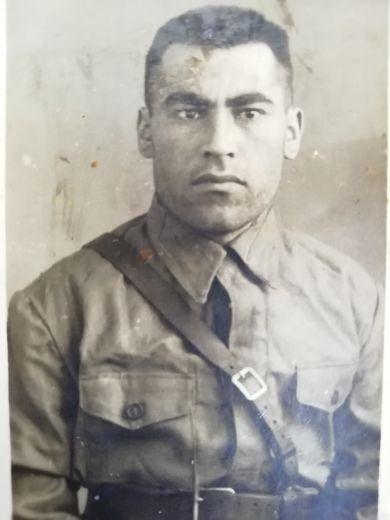 Сивков Кирилл Семёнович,1913 г.р.