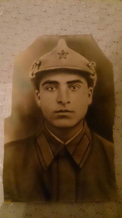Гасанов Сурхай Каракиши оглы