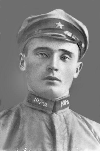 Миндалин Максим Иванович