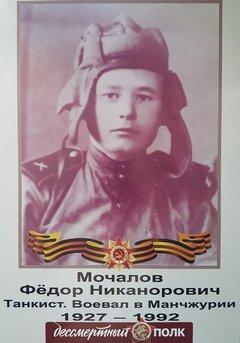 Мочалов Федор Никанорович