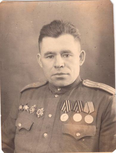 Василий Харитонович Голубев