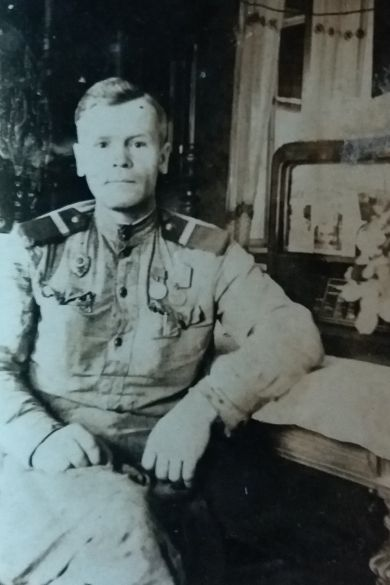 Дунаев Кузьма Моисеевич