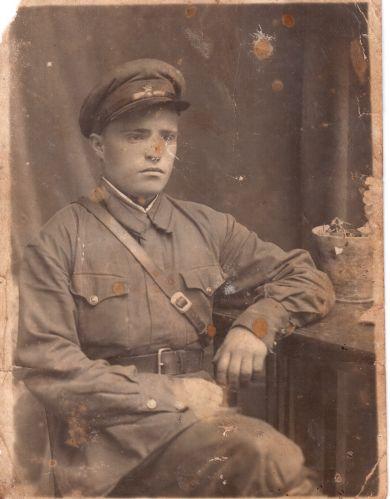 Дмитрий  Харитонович Голубев