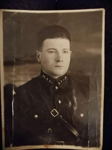 Ясенцев (Ясенцов) Николай Михайлович