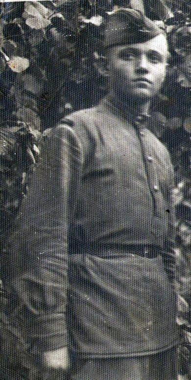 Петриков Василий Петрович