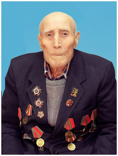 Ягафаров Гизетдин Мухутдинович