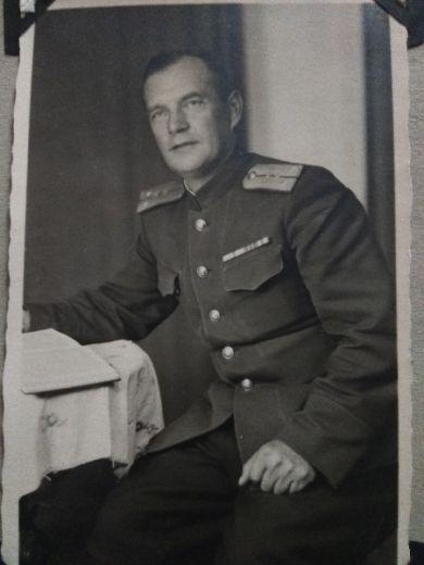 Морохов Василий Васильевич