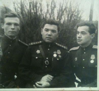 Лихобабенко Петр Петрович, Кулаков Николай