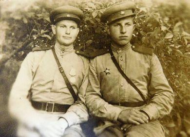 Февралев А. и Торшлин.