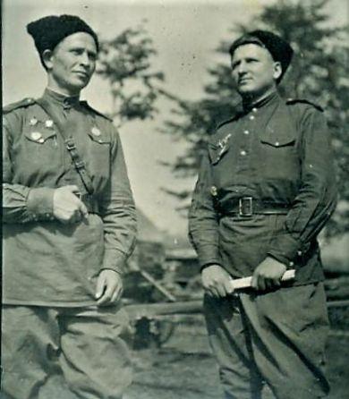 Калимулин Ш. и Башкатов В.Н.