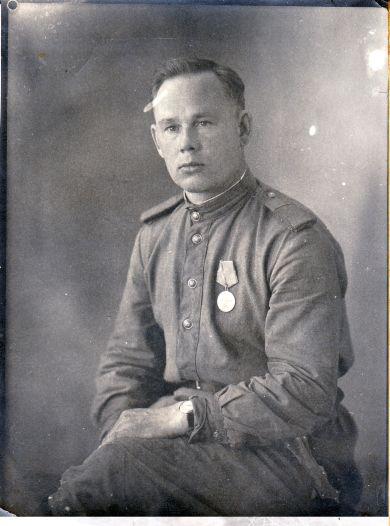 Петров Фёдор Сергеевич