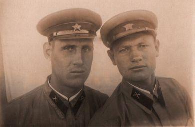 Кирип Иван Тимофеевич и Коротких Сергей Кузьмич