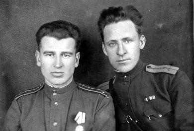 Хохлов Александр и Соловьев