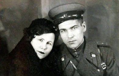 Иевлевы Федор и  Мария