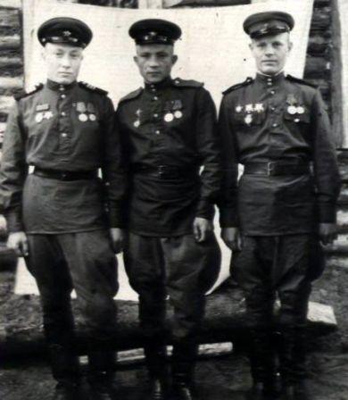 Чернов, Еричев, Пистун