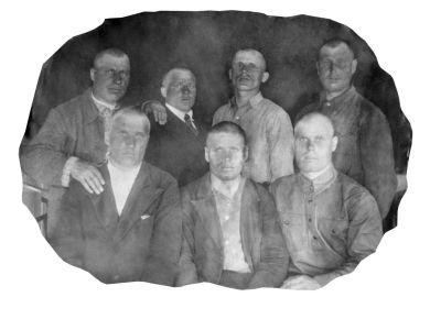 Логинов Н.М.1909 г.р.,Брюханов А.Дм.,1921 г.р.