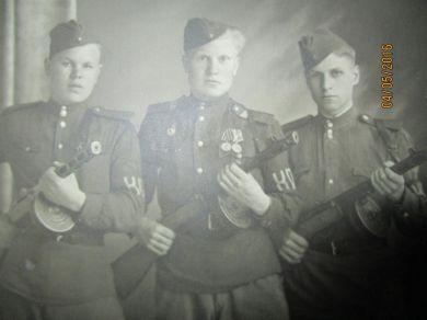 Рукосуев Дмитрий Михайлович,1925 г.р.